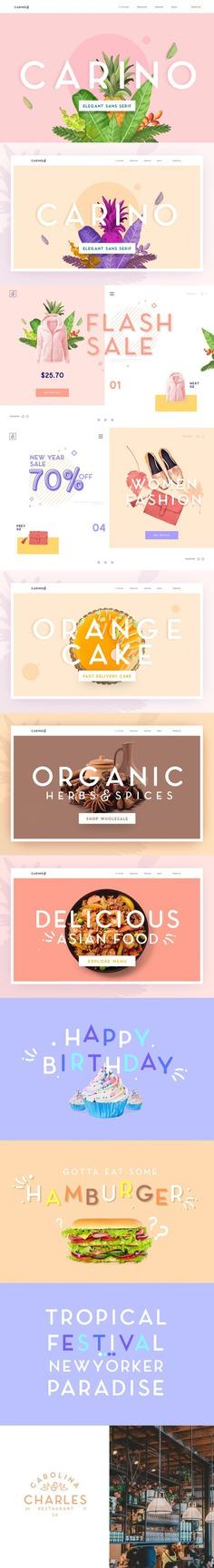 Carino – A Modern Elegant Typeface