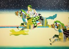 Google Reader (403) #horse #painting