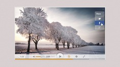 Gray video player with progress bar Free Psd. See more inspiration related to Light, Video, Bar, Buttons, Gray, Psd, Progress bar, Progress, Video player, Player and Horizontal on Freepik.