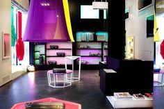 FRESHNGOOD.COM » Samsonite 'Voyage In Lightness' #interior