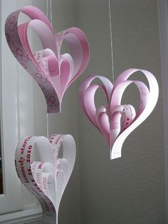 25 VALENTINE DAY HEART CRAFT IDEAS