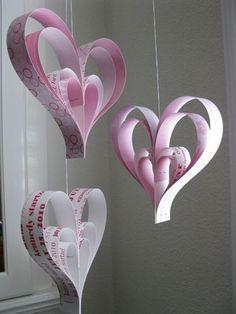 25 VALENTINE DAY HEART CRAFT IDEAS