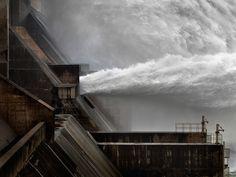 Xiaolangdi Dam #1 Yellow River, Henan Province, China, 2011