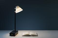Offline Lamp by Kelemens Schillinger