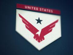 Dribbble - United States by Fraser Davidson
