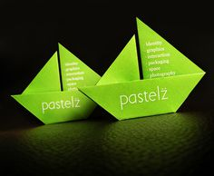 25 Green Business Cards Design Inspiration #cards #identity #business