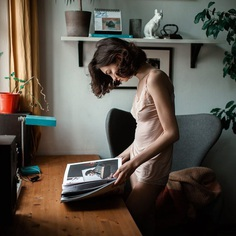 Outstanding Female Portrait Photography by Marat Safin