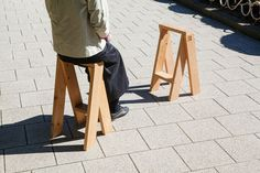 torafu architects: AA stool #tool