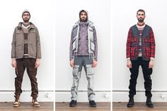 White Mountaineering 2011 Fall/Winter Collection | Hypebeast #fashion #fall #winter