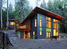 WANKEN - The Blog of Shelby White » North Bend House + Johnston Architects