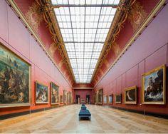 Le Louvre by Franck Bohbot #inspiration #photography #architecture