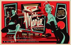 Only Marie by BrandonRagnar on deviantART #bar #marie