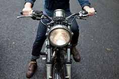 Cloak And Dapper #fashion #lifestyle #photography #motorcycle