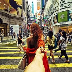 Travel Photography by Murad Osmann #photography #inspiration #travel