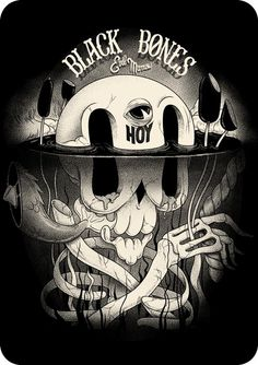 Black Bone Club by McBess