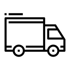 See more icon inspiration related to truck, delivery, transport, tool, logistics delivery, transportation, trucks, shipping and delivery, side view and over wheels on Flaticon.