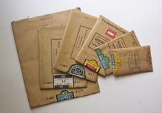 Photo Paper #packaging #1940s #1930s