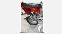 Augustine #surreal #design #collage