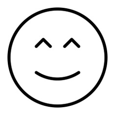 See more icon inspiration related to smile, smiley, face, emoticon, happy, people, smiling and gestures on Flaticon.