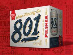 Uinta 801 Pilsner Case