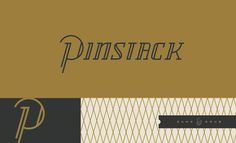 Pinstack #typography