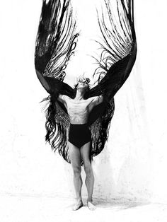 The Men Of Flamenco: Meet The Dancers Who Turn Gender-Based Traditions Upside Down #photography #black and white