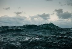 about a riot in 36 ♥ #turmoil #ocean #waves #restless