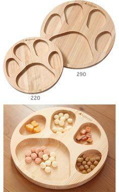 Kanbatsu #plate #wood #bowl #dish