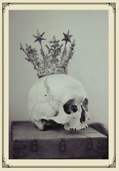 skull crown #crown #skull #sculpture