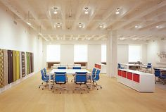 "PLASTOLUX ""keep it modern"" » Modern Work Spaces - Fernlund + Logan"