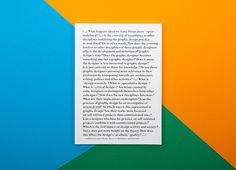 undefining graphic design. research, boundaries and criticism_cover #editions #design #book