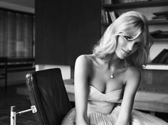 Anja Rubik by Marcin Tyszka for Apart Pearl Anniversary #fashion #model #photography #girl