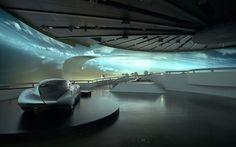 BMW Museum München: ATELIER BRÜCKNER #exhibition #car #brueckner
