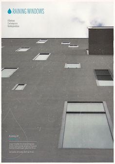 All sizes | raining windows | Flickr - Photo Sharing! #herbert #bayer #bauhaus #poster