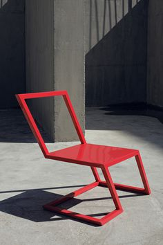Sit On the Edge of Your Seat with the 60 Red Chairin main home furnishingsCategory #chair