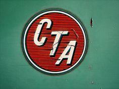 Vintage Train Logo