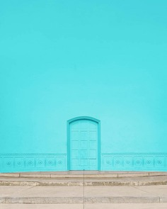 Candy-Colored Minimalist Photography by Tom Windeknecht
