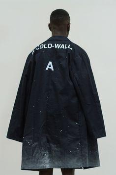 a-cold-wall* fashion British A coat