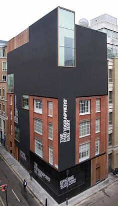 The Photographers' Gallery by O'Donnell + Tuomey