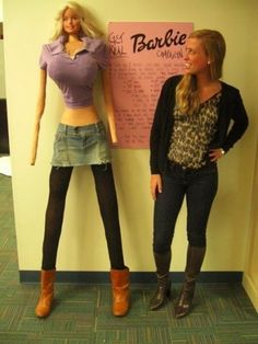 Galia Slayen: The Scary Reality of a Real-Life Barbie Doll #info