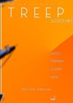 T R E E P #3 #leggo #poster #gradient #party #element