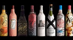 Graphic ExchanGE a selection of graphic projects Page2RSS #wine