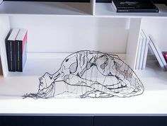 LIX is the smallest 3D printing pen that enables you to actually write and doodle in the air. Its a perfect combination of design and techno #design #product #industrial #pen #art #3d #technology
