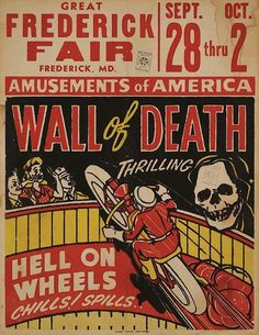 death wall #bike