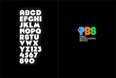 Container List: Push Pin and the the P Head #pbs #typeface #geometric