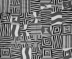 Pattern #pattern #patchwork #stripe