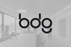 BDG by Manual #logo #logotype