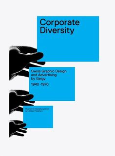 Corporate Diversity — Lars Müller Publishers #design #graphic #book #illustration #layout