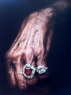 I love monday #rings #old #photography #hand