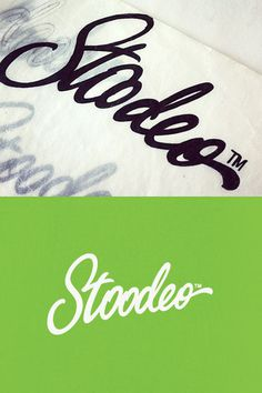 Stoodeo by Sergey Shapiro #inspiration #creative #lettered #personalized #design #illustration #logo #hand
